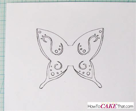 wafer paper butterfly tutorial white wafer paper butterfly tutorial how to cake that
