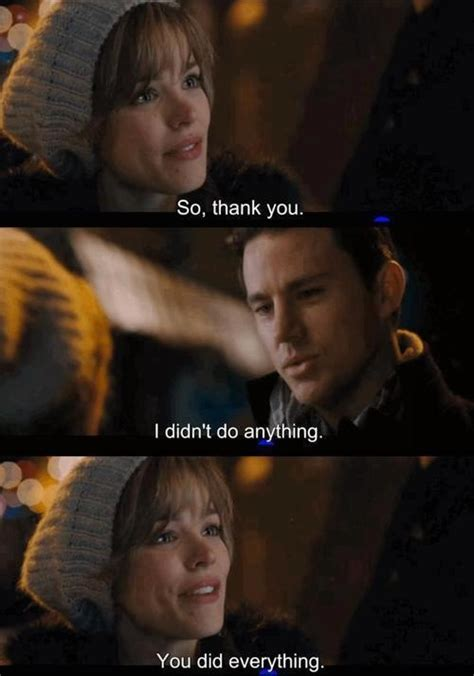 the vow rachel mcadams the vow quotes quotesgram
