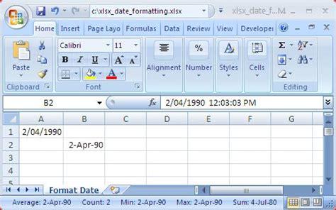 data format excel java xlsx format dates in apache poi java exle