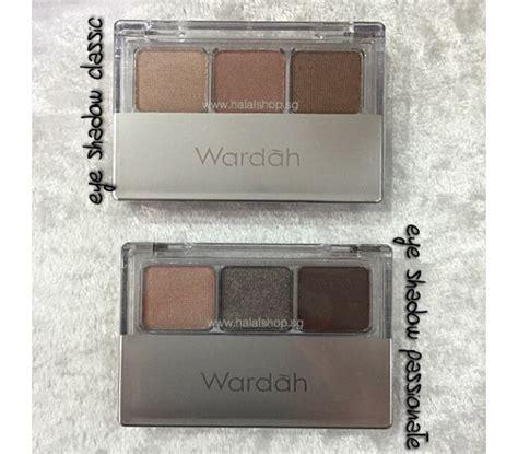 Wardah Eyeshadow Classic halal cosmetics singapore wardah eyexpert eyeshadow