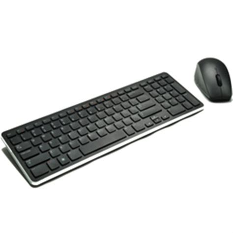 Keyboard Wireless Dell dell wireless keyboard mouse combo nano dongle km713 us p n j1g7n