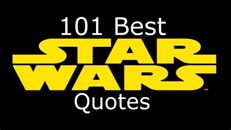 star wars quotes original trilogy youtube