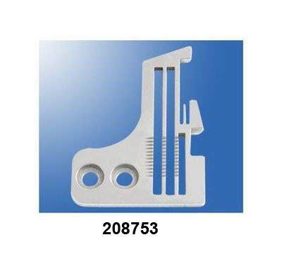 Mesin Jahit Fima Mesin Jahit Industri Needle Plate Pegasus Overlock And Fima