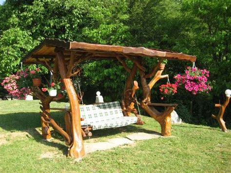 rustic garden swing amazing rustic swings home design garden architecture