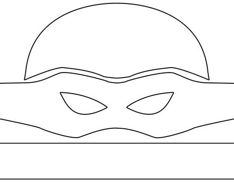 free printable turtle mask template turtle mask template free crafts