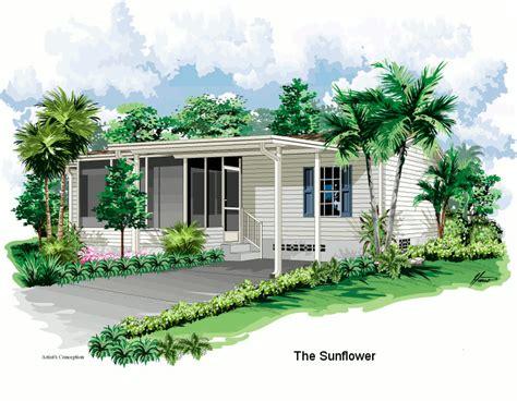 sunflower floor plans nobility homes florida