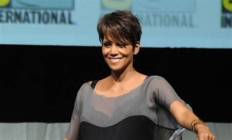 halle berry haircut 2014 halle berry confiesa sentirse tentada a hacerse retoques