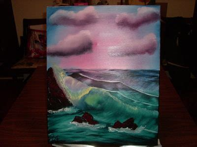 bob ross painting classes new smyrna my bob ross artwork the chef