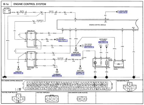 2000 kia sportage power window wiring diagram 2000 free