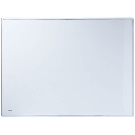 Clear Plastic Desk Pad by Clear Plastic Desk Pad Whitevan