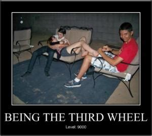 Third Wheel Meme - 3rd wheel meme kappit