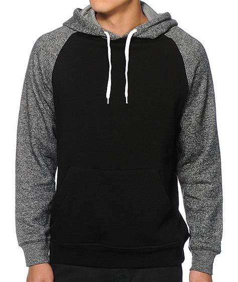 Bts Hoodie Two Tone zine cus 2 tone hoodie the black and hoodies