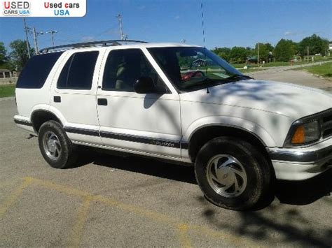 car owners manuals for sale 1996 chevrolet blazer parental controls for sale 1996 passenger car chevrolet blazer troy insurance rate quote price 3500 used cars