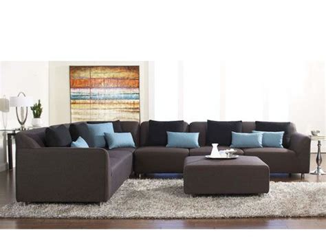 dania sectional 37 best images about ideas for living room on pinterest