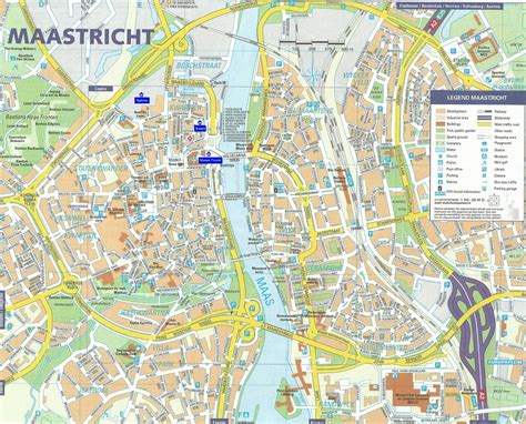 netherlands map maastricht maastricht map