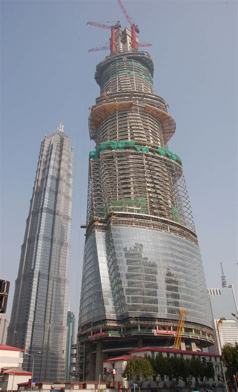 Shanghai Tower: The Curtain Wall   Urban Planning and Design   architecture and design