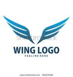 wings logo stock vector 435073159 shutterstock