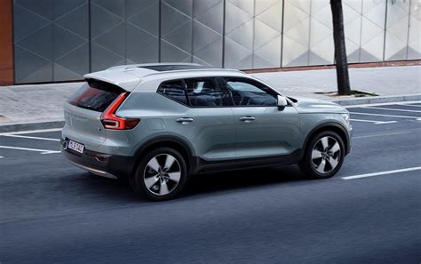 Exterior Home Design Trends Next Gen Volvo Xc40 Has Two Tone Option Exterior Remains