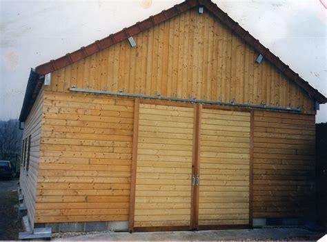 Porte Coulissante Hangar by Porte De Hangar Coulissante Agricole Paodom Net