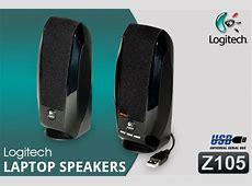 Logitech Laptop Speakers Z105 Z105