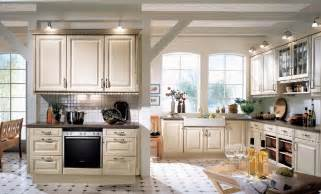 pictures of decorated kitchens