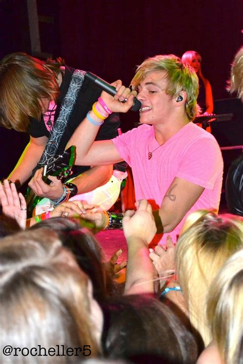 rocky lynch tattoo ross lynch r5
