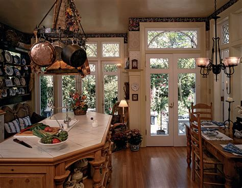 San Francisco Colonial Revival Traditional Colonial Style Kitchen Remodel Traditional