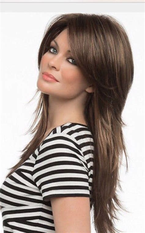 best 25 shag hairstyles ideas on pinterest pictures layered shaggy long hairstyles black hairstle