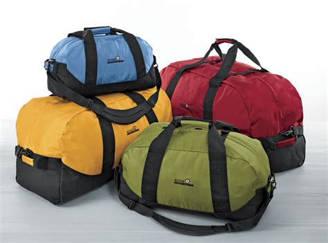 shop adventure duffle bags large add your company