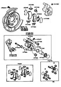 Check Brake System Rav4 Rear Disc Brakes For Rav4 1 Found No Bull Page 6