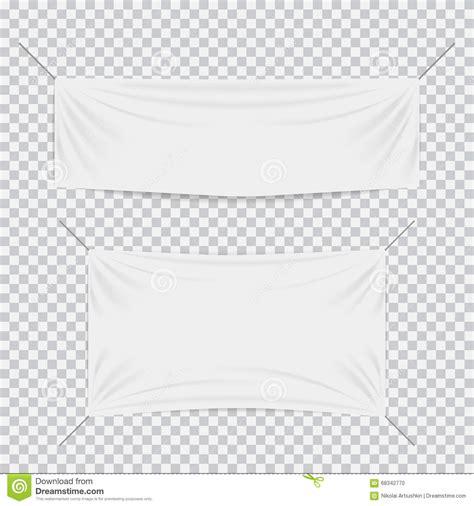the gallery for gt blank white vinyl banner