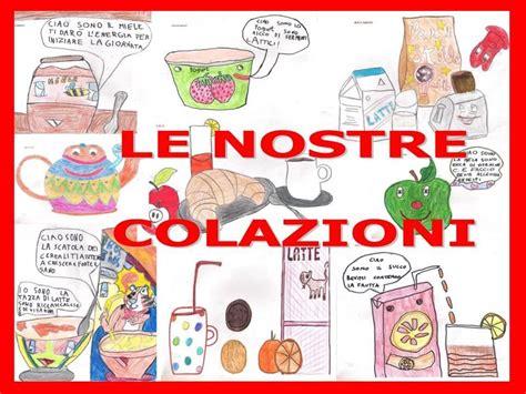 progetti scuola dell infanzia alimentazione progetto alimentazione il buongiorno si vede dal mattino pdf