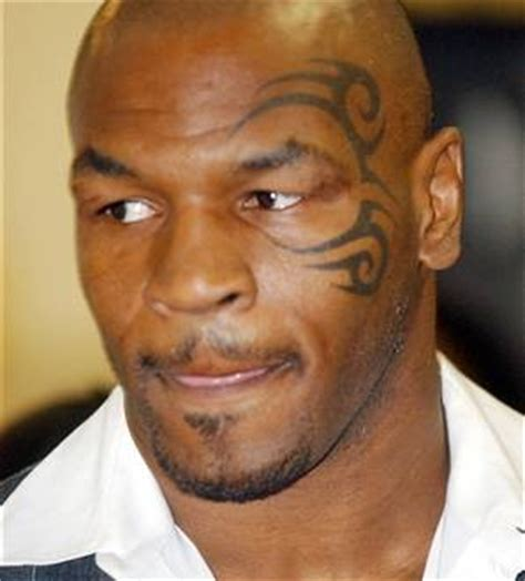 mike tyson tattoo meaning mike tyson tattoos designs ideas meaning