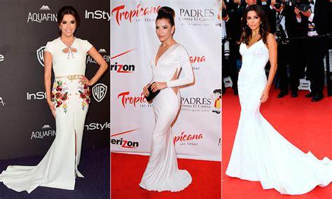 A look at the wedding dresses Eva Longoria might wear