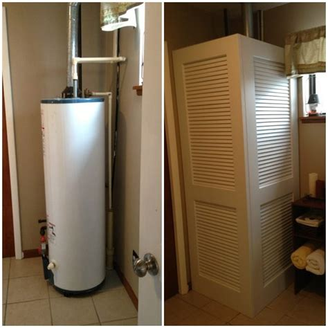 water heater in bedroom closet best 20 hide water heater ideas on pinterest