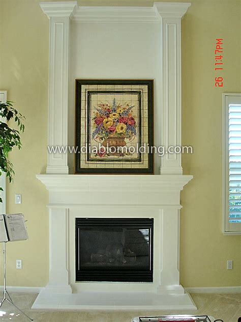 diablo molding and trim company fireplaces
