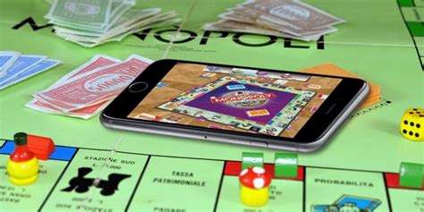 monopoly mobile 10 classic board you can play on your phone or tablet
