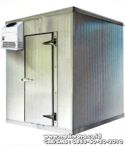 Mesin Es Kapasitas 500 Kg jual ruang pendingin dalam khusus produk dingin kapasitas