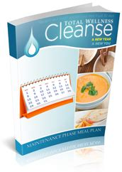 8 Week Run Detox Phase by Total Wellness Cleanse Review Detox Total Cleanse