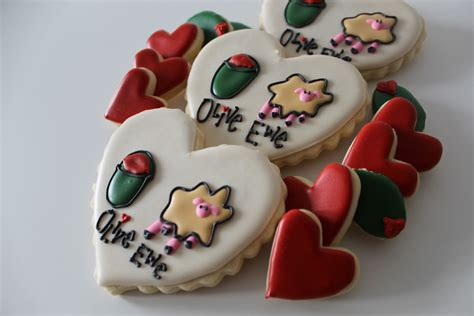 decorated valentines cookies sugar cookies decorating ideas www pixshark