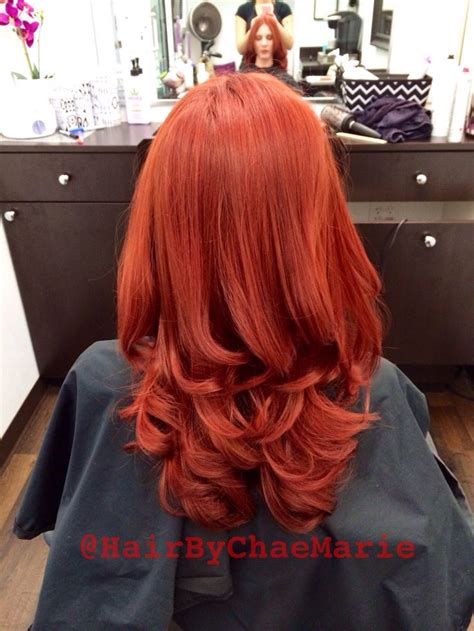 balesold hairstyle on kids bright copper hair color bright copper hair color