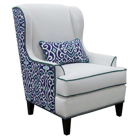 Upholstery Ideas For Wing Chairs by 17 Mejores Ideas Sobre Sof 225 De Color Azul Marino En