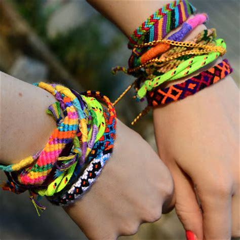 My Latest Obsession: Friendship Bracelets