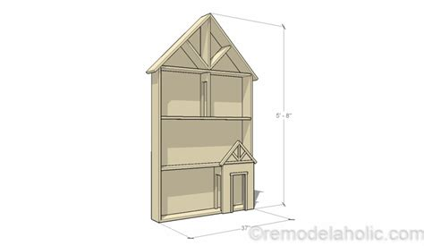 at t dollhouse commercial remodelaholic diy dollhouse tutorial free printable