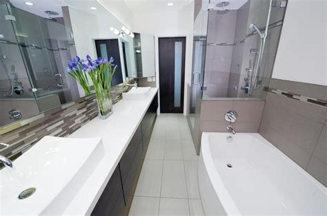 how long to remodel bathroom long narrow bathroom idea bathroom ideas pinterest