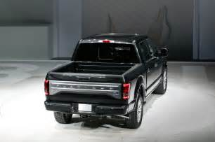 2015 ford f 150 in detroit platinum rear view photo 11
