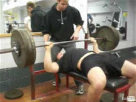 bench press accident 50 cent bench press workout