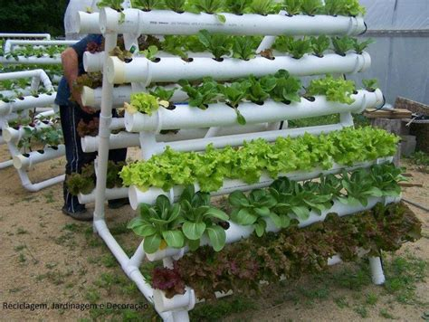 How To Make A Vertical Vegetable Garden How To Build Small Pvc Pipe Vertical Vegetable Garden How