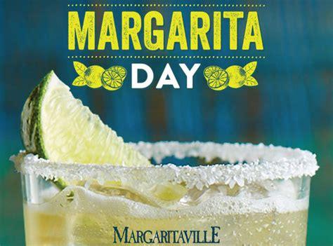 national margarita day celebrate national margarita day margaritaville