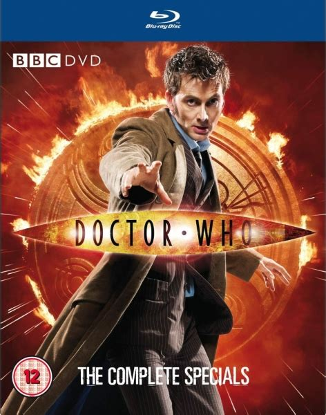 Dr Who Specials - doctor who the complete specials box set zavvi